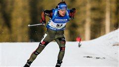 Schempp gagne la poursuite deKhanty-Mansiysk, Green 36e