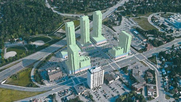 Le centre commercial westgate pourrait subir une for Centre commercial grand tour sainte eulalie
