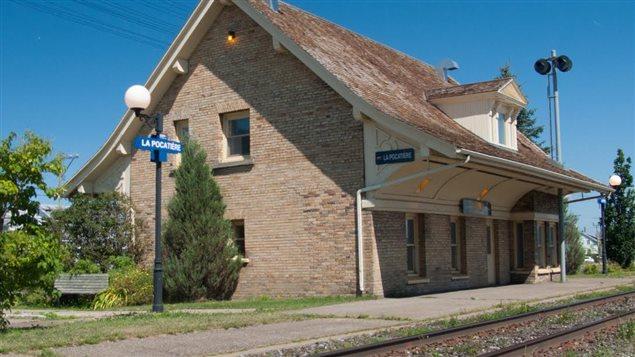 Gare de Sainte-Anne-de-la-Pocatière