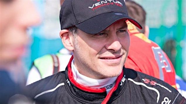 Jacques Villeneuve à Punta del Este