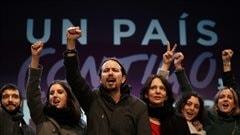 Podemos aux portes du pouvoir en Espagne