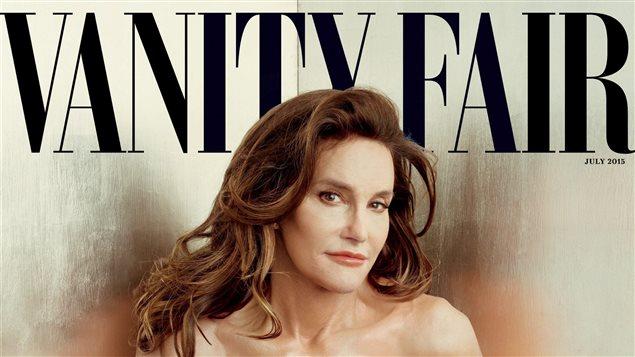 Caitlyn Jenner en une du magazine «Vanity Fair» en juin 2015