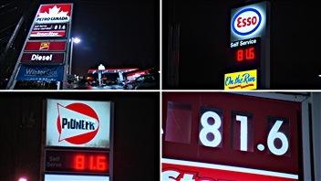 Le prix de l'essence décortiqué