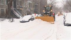 Drummondville laissera les automobilistes se stationner dans la rue cet hiver