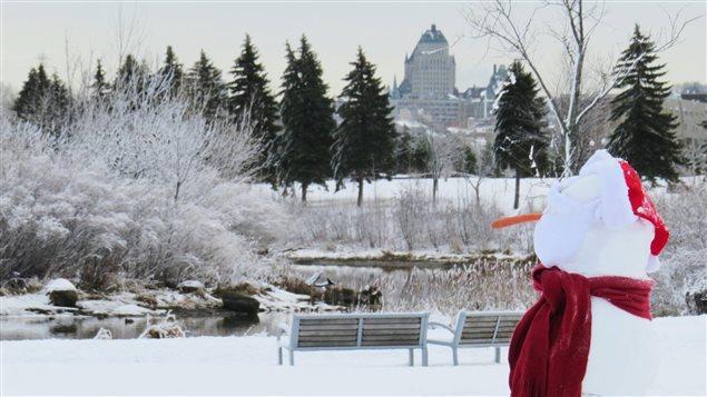 Vue sur Québec depuis la Maison Dorion-Coulombe