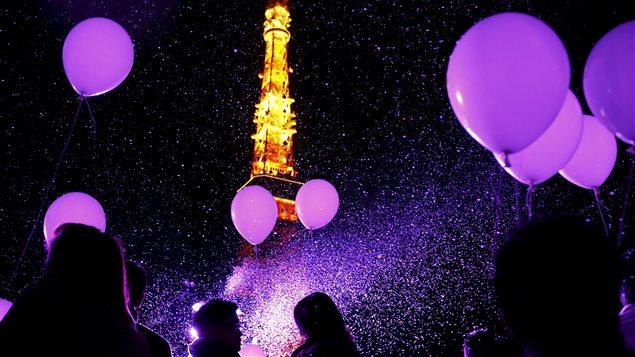 Les célébrations du Nouvel An à Tokyo.