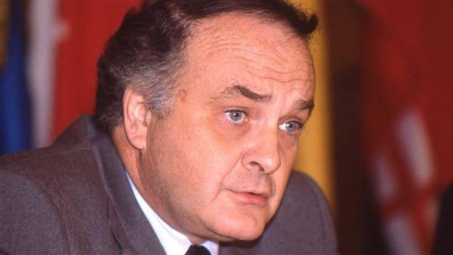 Howard Pawley, en 1984