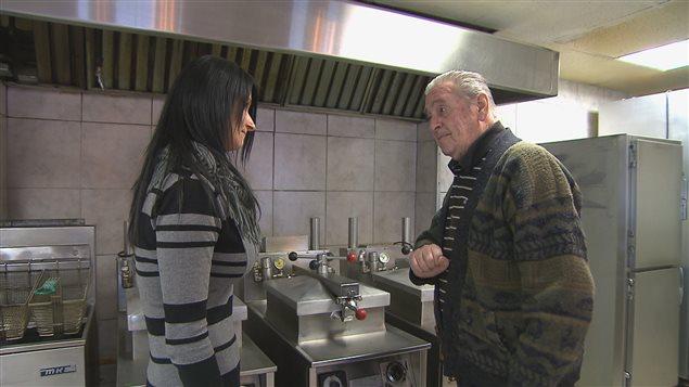 Patricia Villeneuve et Paulo Cossette
