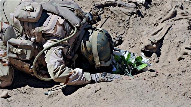 Une attaque du groupe armé État islamique avait aussi fait 1700 victimes au Camp Speicher en juin 2014.