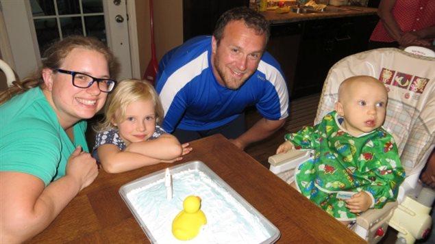 Les membres d'une jeune famille de Saskatoon ont perdu la vie, après un accident sur l'autoroute 11.