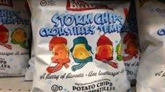 Les croustilles Storm Chips de la compagnie Covered Bridge