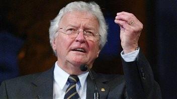 L'ancien maire de Québec, Jean-Paul L'Allier