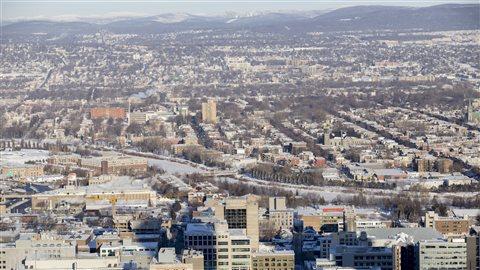 En 2002, 13 municipalités fusionnent et deviennent la Ville de Québec