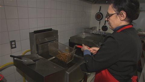 Les Gaspésiennes travaillent surtout dans le domaine des services