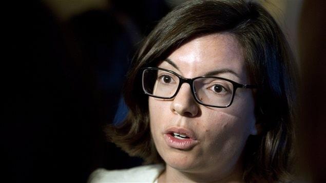 Il faut dépendre moins sur les routes de glace dit Niki Ashton, députée de Churchill-Keewatinook Aski