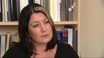 L'avocate franco-manitobaine Aimée Craft, directrice de la recherche pour le Centre de vérité et réconciliation