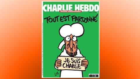 La une de «Charlie Hebdo» du 14 janvier 2015
