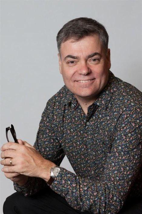 Peter Bailey, directeur de la bibliothèque municipale de Saint-Albert