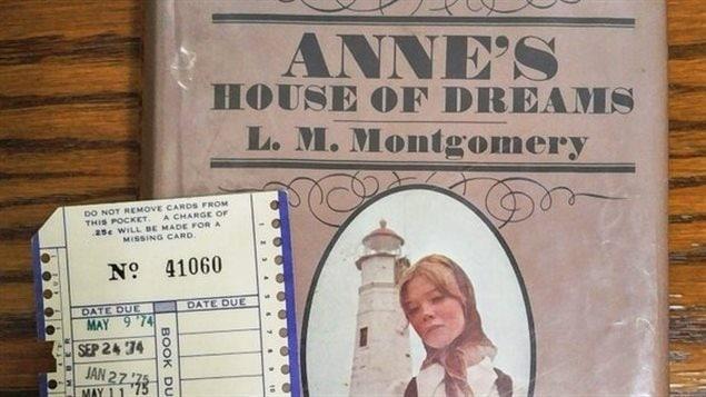 Le livre de la série Anne of Green Gables a été retourné à la bibliothèque municipale de St-Albert après 38 ans.