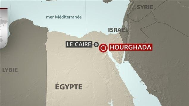 Une attaque menée contre un hôtel en Égypte a causé la mort d'un assaillant et a blessé deux touristes.