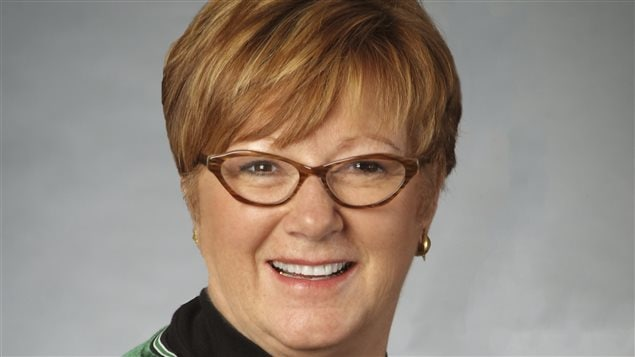 Barbara Byers entend prendre sa retraite en Saskatchewan