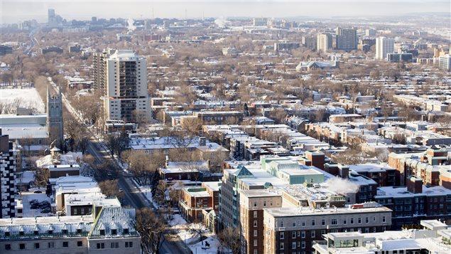 Ville de Québec, quartier Montcalm