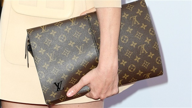 Un sac Louis Vuitton