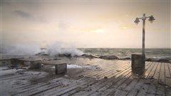Niveau des océans : l'Est du Québec parmi les régions les plus touchées dans le monde