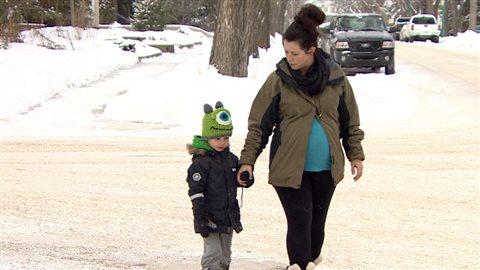 Jade Boyenko devra prendre une décision après avoir appris que son médecin de famille quittera Warman.