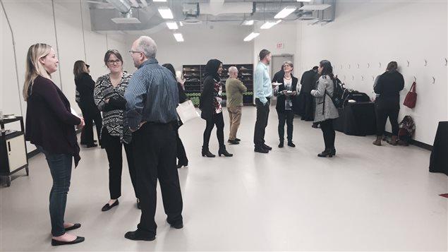 L 39 universit de calgary ouvre un centre d di au bien tre for Salle bien etre