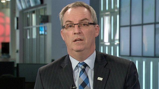 Ron MacDonald est directeur de l'Équipe d'intervention en cas d'incident grave.