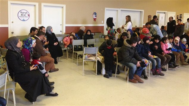 Des réfugiés syriens à Terre-Neuve-et-Labrador