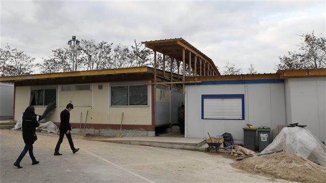 La mosquée de Lagny-sur-Marne a été fermée par le gouvernement le 2 décembre, en même temps que deux autres, situées à Lyon et à Gennevilliers.
