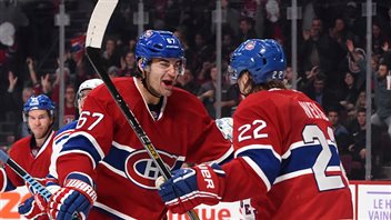 Max Pacioretty et Dale Weise