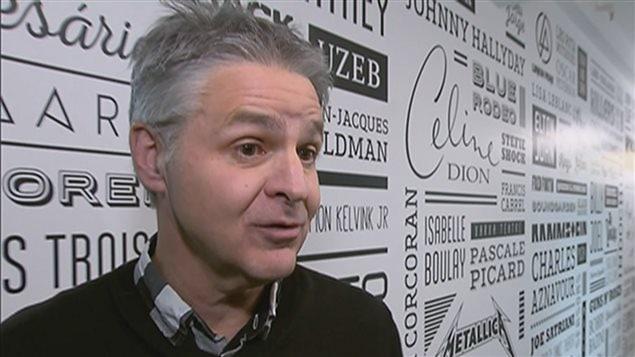 Daniel Gélinas, directeur général du Festival d'été de Québec.