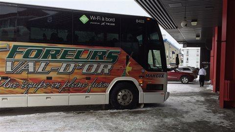 Autobus Maheux, Rouyn-Noranda