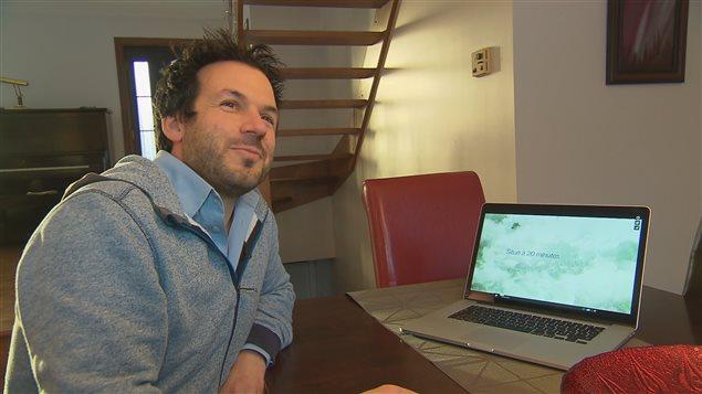Dany Lavoie, propriétaire