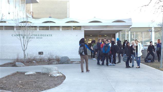 Le Campbell Collegiate de Regina
