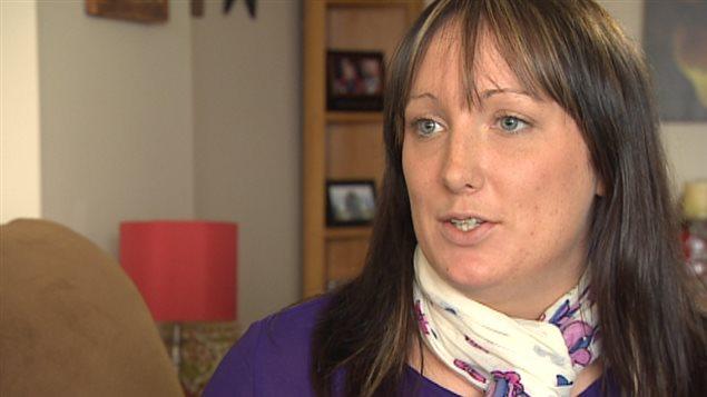 Le frère d'Amy Graves est mort d'une surdose à des antidouleurs. Elle a depuis fondé un organisme qui lutte contre la surprescription d'opioïdes.