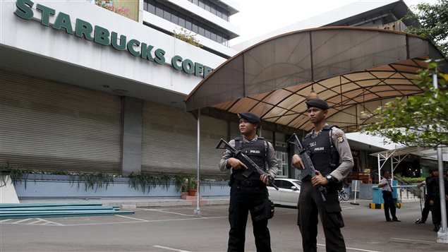Jakarta, toujours sous haute tension dans les jours suivant l'attaque terroriste