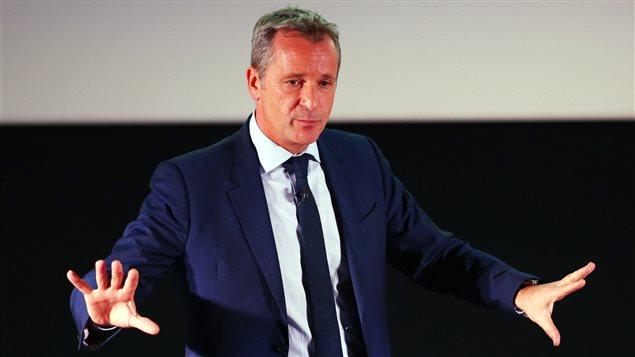 Chris Kermode, le président de l'ATP