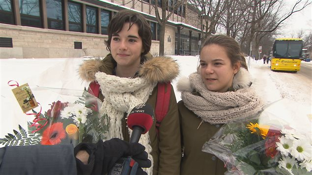 Amélie Morency et Catherine Lemay