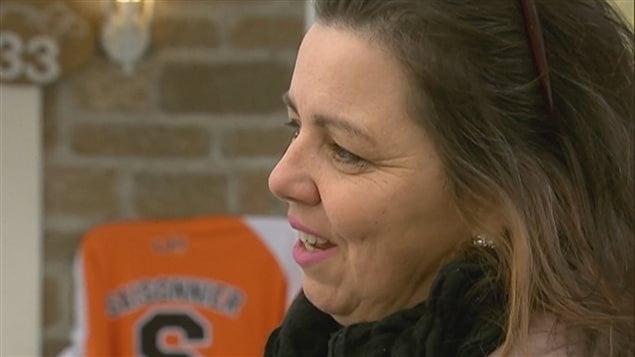 Christine Nadeau croit que le départ des victimes qui travaillaient en aide humanitaire est à la mesure de leur grandeur d'âme.