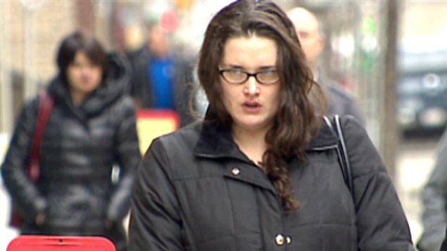 Meredith Katherine Borowiec a jeté ses propres trois bébés dans une benne à ordures à Calgary, entre 2008 et 2010.