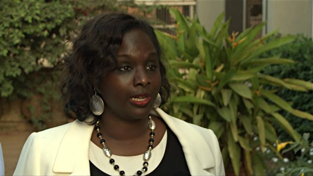 Aïssatou Seck, consule du Canada à Ouagadougou