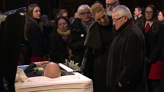 Céline Dion et Michel Bergeron