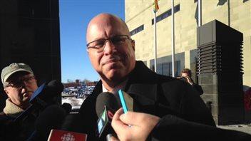 L'avocat Marc Ertel