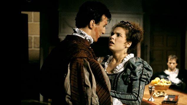 Anne Dorval dans le télé-théâtre «Lorenzaccio», diffusé en 1987 à Radio-Canada