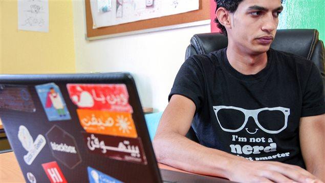Omar Jouda, fondateur du site de recommandations de restaurants halal Sabeel