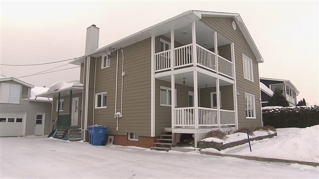 Une résidence de Saguenay
